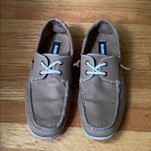 Steve Madden Boat Shoes, Size 8.5